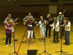 Mason Sisters at Fiddle Camp 2017
